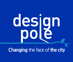 DESIGN POLE LOGO