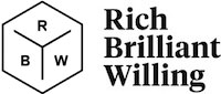 Rich Brilliant Willing Brand Logo